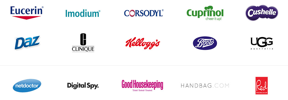 Hearst supporting companies logos