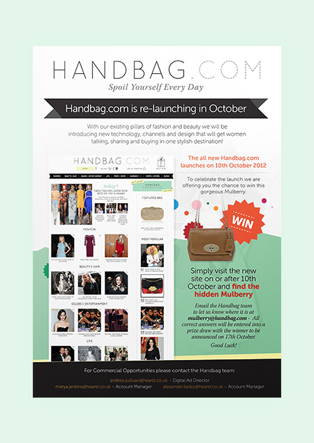Handbag.com website image screenshot